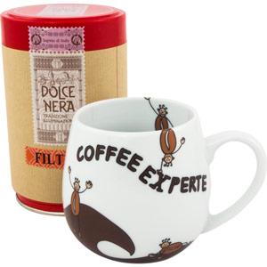 Cadou Cafea Segreto di India si Cana Expert in cafea